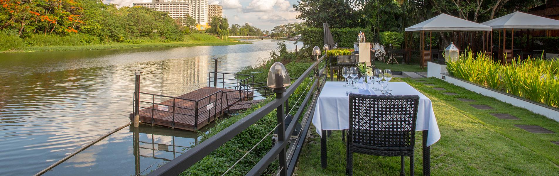 tara restaurant dinner view
